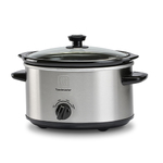 5 Qt Oval Slow Cooker w/ Removable Insert Product Image