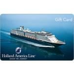 Holland America Line eGift Card $500 Product Image