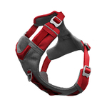 Journey Air Dog Harness Chili Red/Charcoal - Medium Product Image