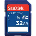 32GB SDHC Memory Card Class 4