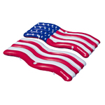American Flag Connector Mat Product Image