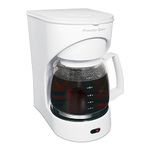 12 Cup Coffeemaker - White Product Image