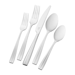 42pc Constance 18/10 Stainless Steel Flatware Set Product Image
