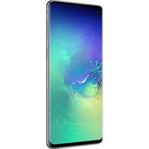 Galaxy S10 SM-G973F Dual SIM 128GB Smartphone (Unlocked, Green) Product Image