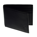 Leather Billfold Black Product Image