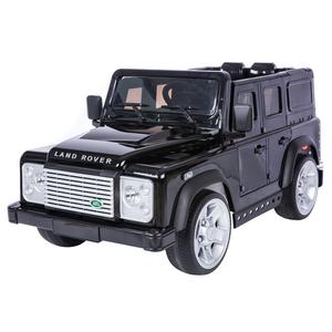 Black 1:4 Land Rover Defender SUV Product Image
