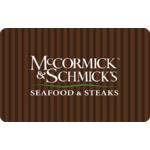 McCormick & Schmick's Restaurant eGift Card $25 Product Image