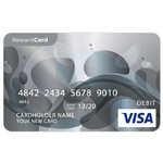 Visa® Physical Prepaid Card USD $100 Product Image