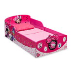 Minnie Mouse Interactive Wood Toddler Bed Product Image