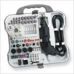 Chicago Power Tools 220-Piece Rotary Tool Set Product Image