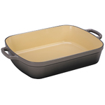 5.25qt Signature Cast Iron Roaster Oyster Product Image