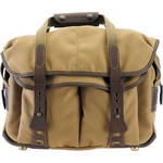 307 Shoulder Bag (Khaki with Chocolate Leather) Product Image