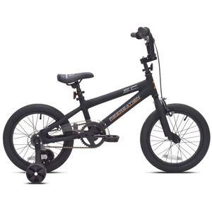 "SC 16"" Boy's City Bike - Black Product Image"