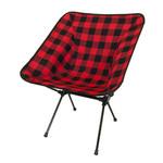 C-Series Joey Chair Buffalo Plaid Product Image