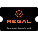 Regal eGift Card $25 Product Image