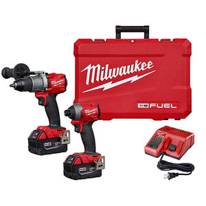 M18 FUEL 2-Tool Hammer Drill & Impact Driver Combo Kit Product Image