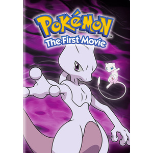 Pokemon the Movie 1-Mewtwo Strikes Back Product Image