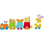 Number Train Puzzle Ages 2+ Years Product Image