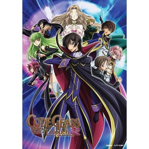 Code Geass-Leiouch of the Rebellion R2 Season 2 Product Image
