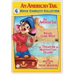 American Tail 4-Movie Complete Collection Product Image