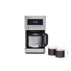 BrewSense 10-Cup Drip Coffee Maker with Thermal Carafe Product Image