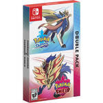 Pok?mon Sword and Pok?mon Shield Double Pack (Nintendo Switch) Product Image