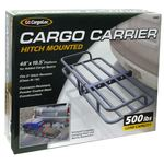 CargoLoc Hitch Mounted Cargo Carrier Product Image