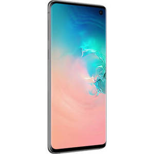 Galaxy S10 SM-G973U 512GB Smartphone (Unlocked, Prism White) Product Image