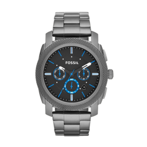 Fossil Men's Machine Chronograph Stainless Steel Watch Product Image