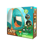 Play Tent with Camping Tools Product Image