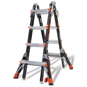 Dark Horse M17 Fiberglass Articulating Ladder System Product Image