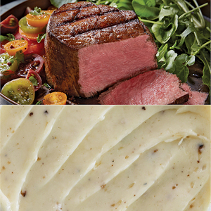 Filet Mignon w/ Finishing Butter Product Image