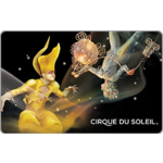 Cirque du Soleil eGift Card $100 Product Image