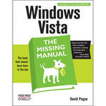 Book: Windows Vista: The Missing Manual Product Image