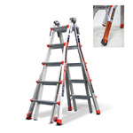Revolution M22 Articulating Ladder w/Ratchet Levelers Product Image