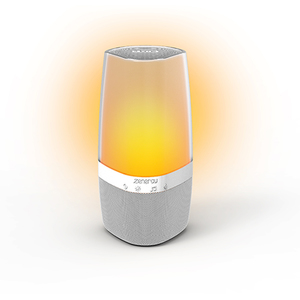 Zenergy Aromatherapy Bluetooth Speaker w/ Lighting Product Image