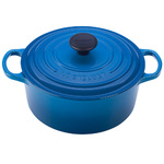 4.5qt Signature Cast Iron Round Dutch Oven Marseille Product Image