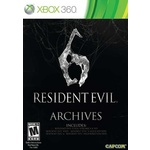 Resident Evil 6 Archives Product Image