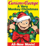Curious George-Very Monkey Christmas Product Image