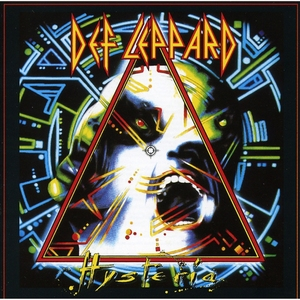 Hysteria - Def Leppard Product Image