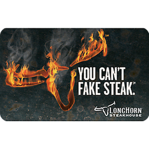 Longhorn Steakhouse eGift Card $100 Product Image