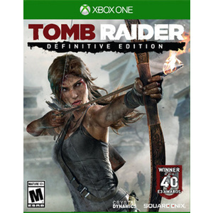 Tomb Raider Definitive Edition Product Image