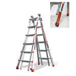 Revolution M26 Articulating Ladder w/ Ratchet Levelers Product Image