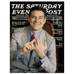 Saturday Evening Post - 6 Issues - 1 Year Product Image