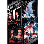 4 Film Favorites-Sylvester Stallone Product Image