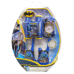 Batman Adventure Set w/ Walkie Talkies Binoculars and Compass Product Image