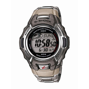 G-Shock Multi-Band Atomic Watch Stainless Steel Band Product Image