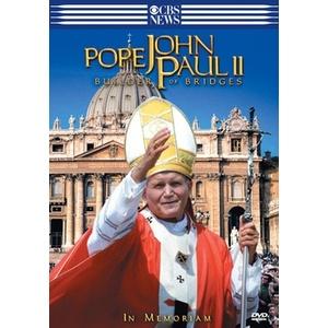 Pope John Paul Ii-Builder of Bridges Product Image