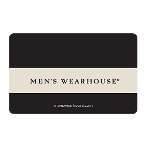 Men's Wearhouse Gift Card $50 Product Image