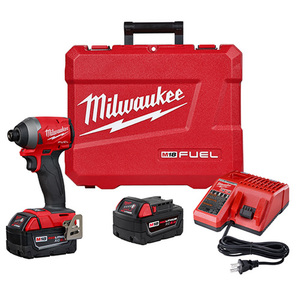 "M18 FUEL 1/4"" Hex Impact Driver Kit Product Image"